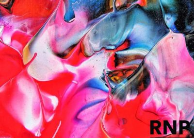 Red Namba Plate